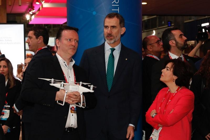 """""""GSMA Mobile World Congress 2018"""""""