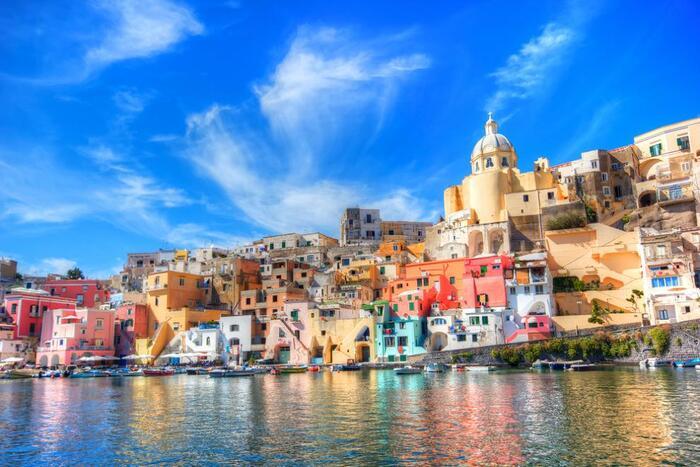 La Magie De La Côte D'Amalfi En Italie -