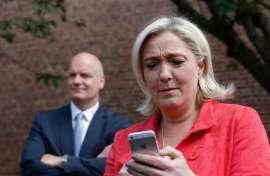 Pour ses tweets, Marine Le Pen risque jusqu'à cinq ans de prison.