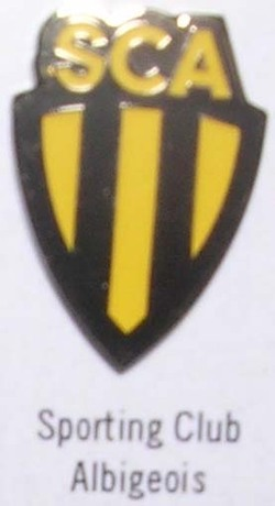 Pin's SC Albi (2)