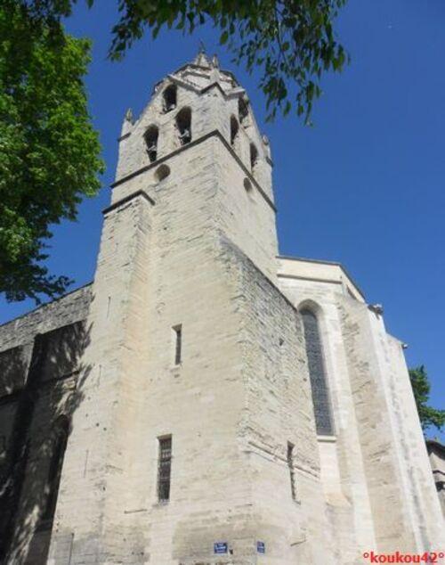 Echappée belle Avignonnaise. Le musée lapidaire (3).