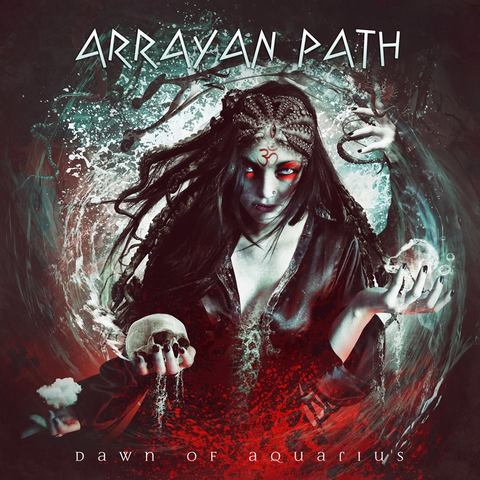ARRAYAN PATH - Un nouvel extrait de l'album Dawn Of Aquarius dévoilé