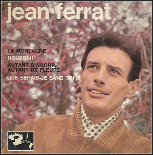 Jean Ferrat - La montagne (1964)