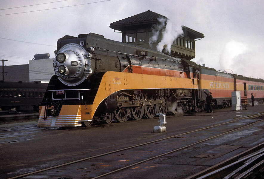 Southern Pacific class GS-4