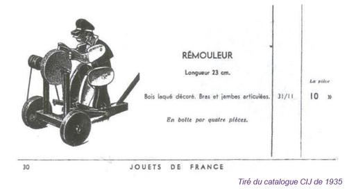 A560 Le rémouleur (C.I.J.)