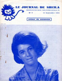 JOURNAL N°7 Septembre 1964