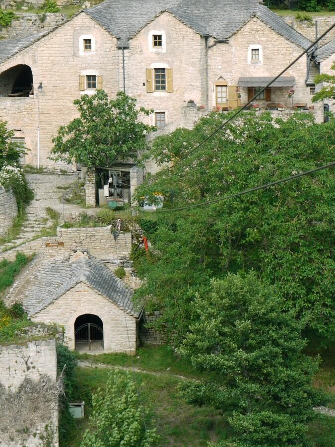 Villages et sites  en Lozère et Aveyron