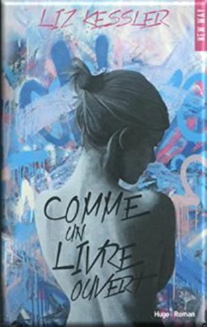 Comme un livre ouvert de Liz Kesseler (Challenge contre l'homophobie 2ème édition)