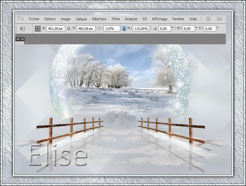 20. Mon hiver    ( avec animation )