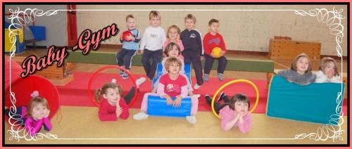 Baby Gym saison 2010-2011