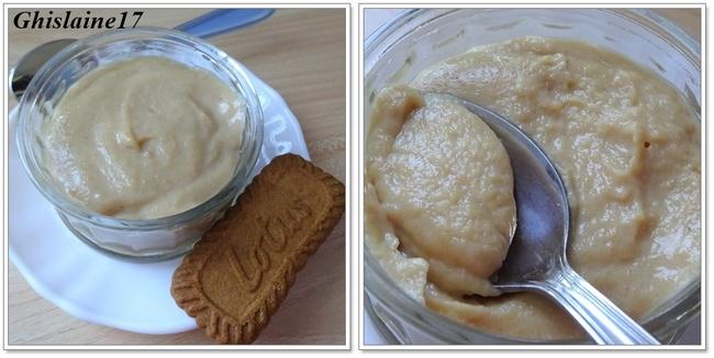 Crème aux Spéculoos