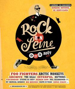 Live: The Kills - Rock en Seine St Cloud - 26 août 2011 (FM)