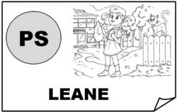 étiquettes provisoires pour porte manteau en maternelle
