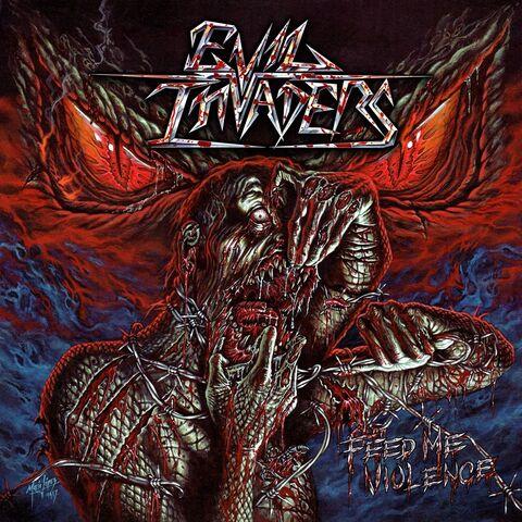 EVIL INVADERS - Les détails du nouvel album