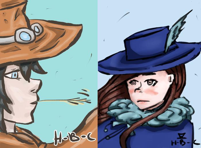 Définitivement, j'aime les chapeaux