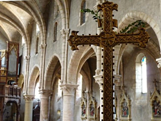 Gorze église Saint-Etienne 26 Marc de Metz 2001