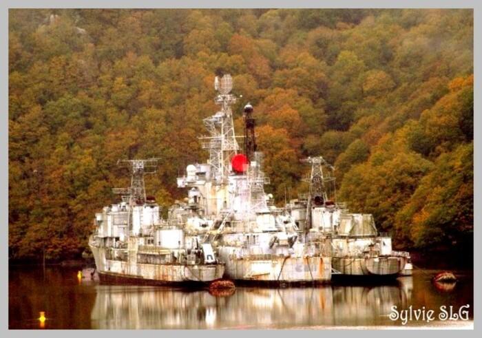 Bateaux de la marine nationale
