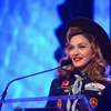 2013 03 16 - Madonna @ GLAAD Media Awards (2)