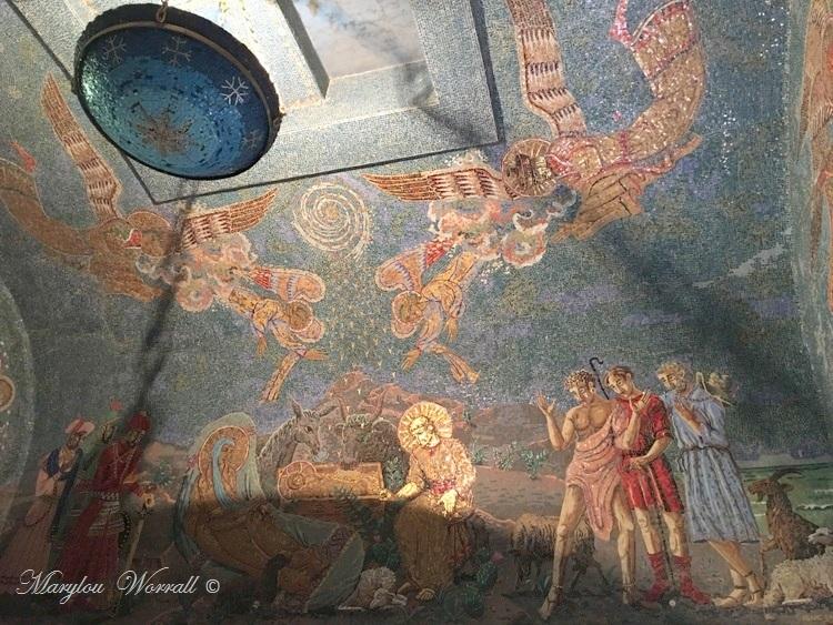 Mont Sainte-Odile : Chapelles des Larmes et des Anges