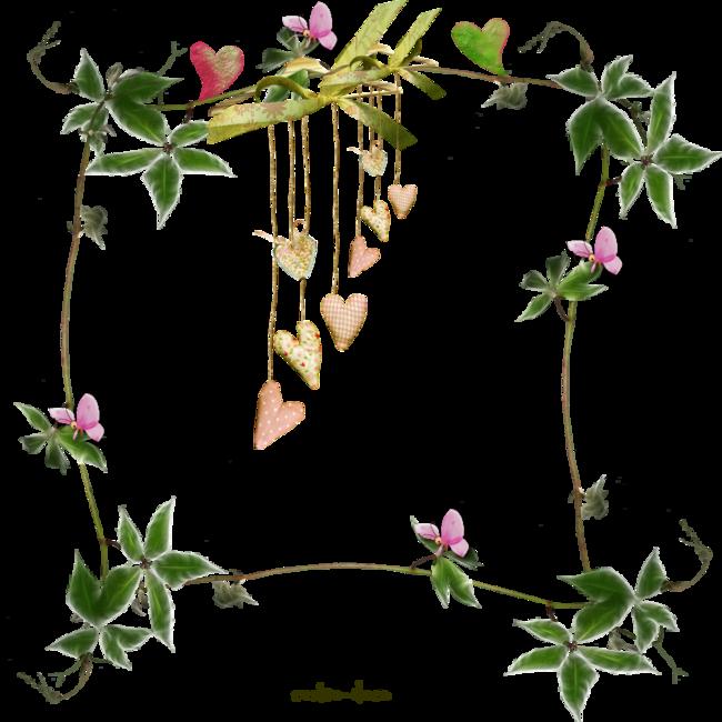 cadeau pour vos créations : cluster coeur