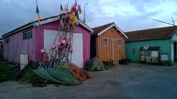 Les cabanes d'Oléron