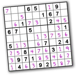 Krazy dad, sudoku, jeux, école, cp, ce1, ce2, cm1, cm2