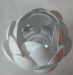 Tuto : Un vase déco
