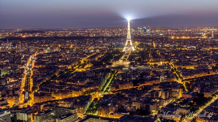 Paris : Petit aperçu