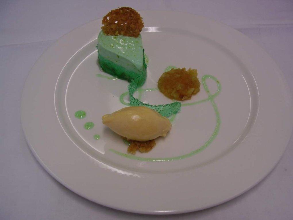 Concours de pâtisserie de la coupe Lesdiguières-Chartreuse