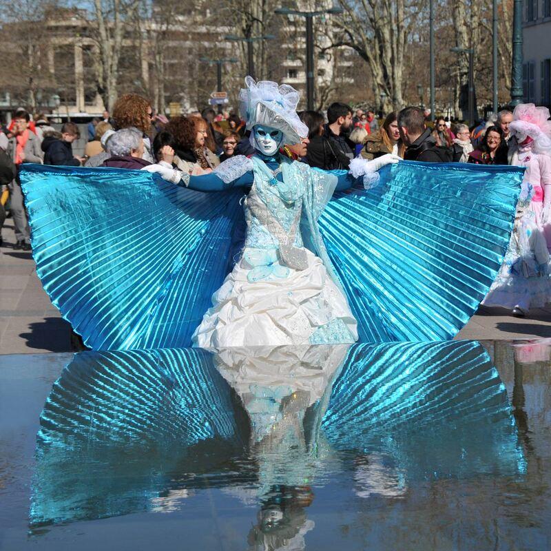 Le Carnaval vénitien d'Annecy 2019 (#2)