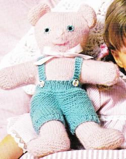 Le petit ours: doudou