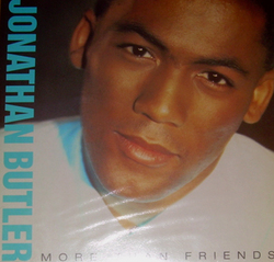 Jonathan Butler - More Than Friends - Complete LP