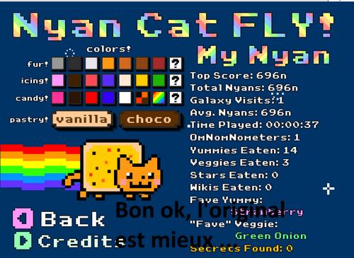 Des jeux Nyans !