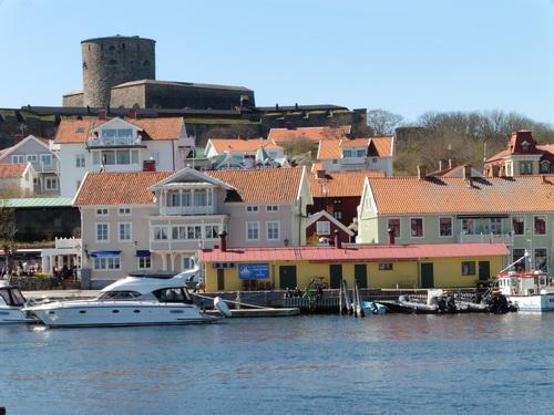 Marstrand et le côte du Bohuslän