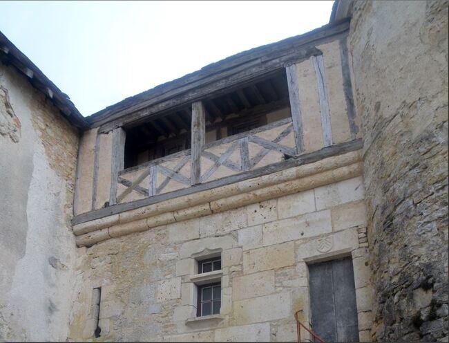 Visite du Château de Gurgy-la-Ville avec l'OT de Châtillon
