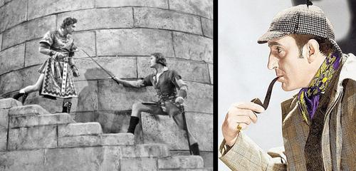 Le secret de Sherlock Holmes & BD et réalité