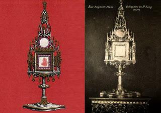 Miracle Eucharistique Bois-Seigneur Isaac 1405