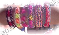 des petits bracelets