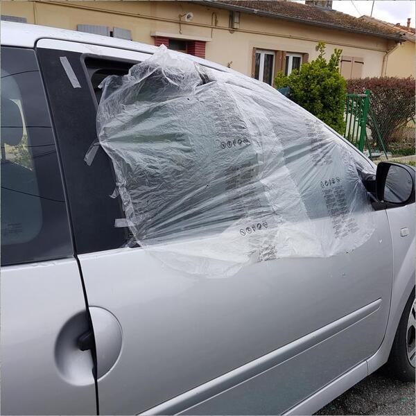 *Vandalisme
