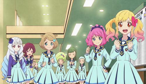 Aikatsu Stars 48 - Le chant partie 1 !
