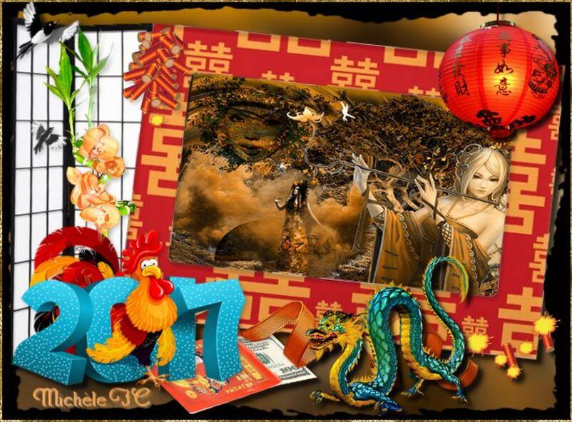 Nouvel An Chinois chez Babouchka....