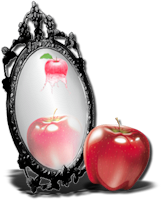 *** The Apple in the Mirroir ***
