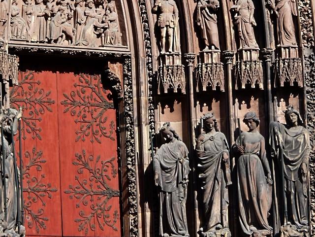 Cathédrale de Strasbourg 20 Marc de Metz 2011