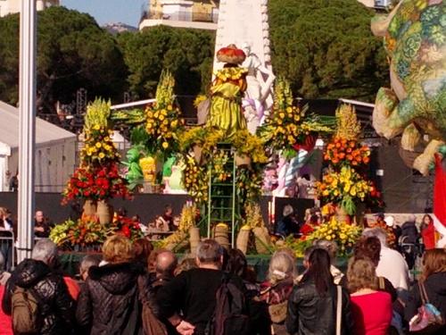 Le Carnaval de Nice 2014