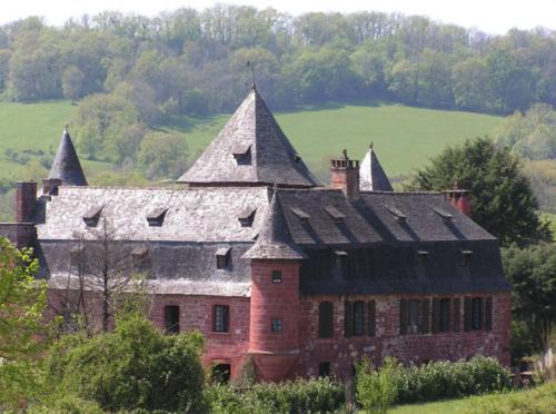 Corrèze - Collonges-la-Rouge