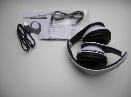 Casque sans fil Stéréo Bluetooth  Aita BT809