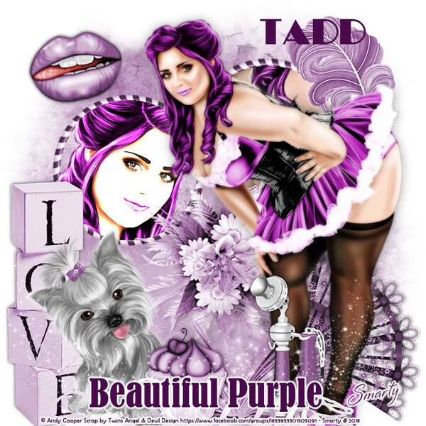 Beauty Purple (Bundle)