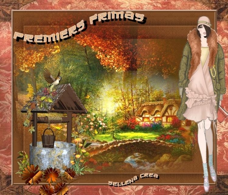"""Votre galerie défi: Premiers frimas""""."""