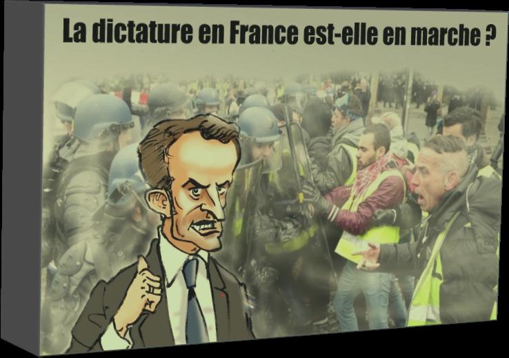 La dictature en France est elle en marche ?