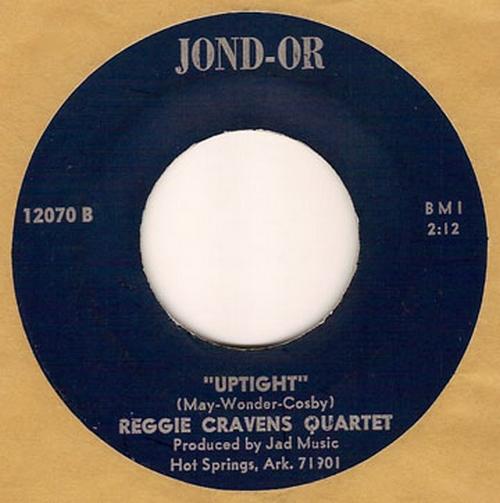 Reggie Cravens Quartet : Uptight
